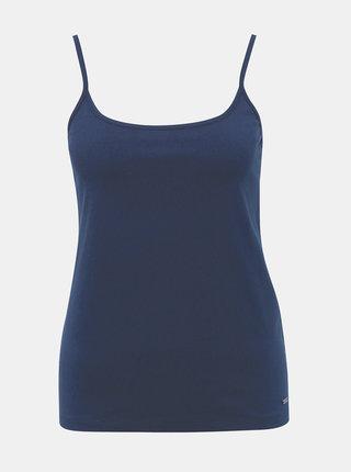 Tmavě modré dámské basic tílko ZOOT Baseline Stacey