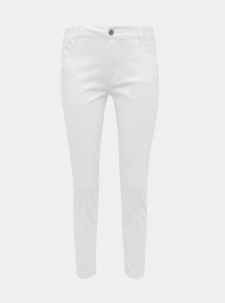 Bílé dámské slim fit kalhoty ZOOT Baseline Anna