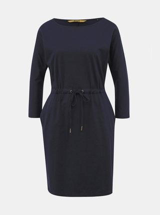Tmavomordé basic šaty ZOOT Baseline Darina