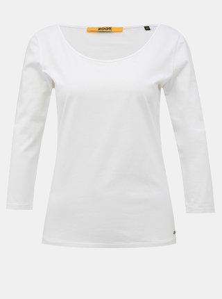Biele dámske basic tričko ZOOT Baseline Theresa