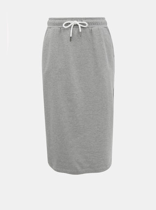 Šedá basic sukně ZOOT Baseline Vendelina