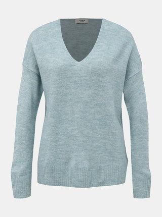 Modrý sveter Jacqueline de Yong Tea