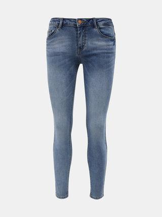 Světle modré skinny fit džíny Jacqueline de Yong Carola