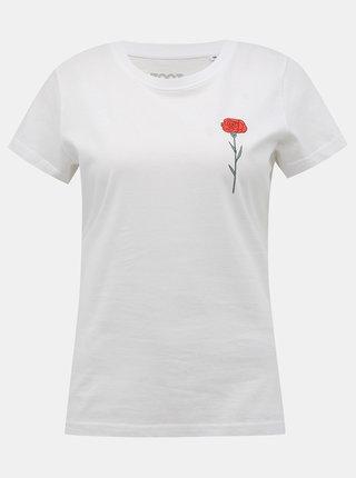 Bílé tričko ZOOT Original Karafiát