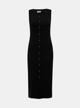 Černé šaty Noisy May Mox