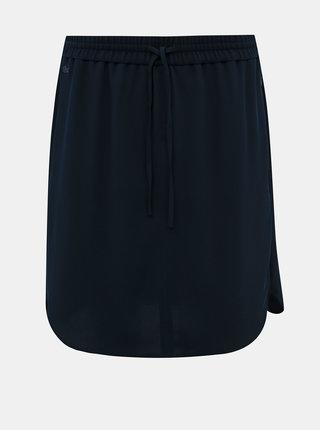 Tmavě modrá sukně Lacoste
