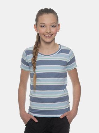 Modré holčičí pruhované tričko SAM 73