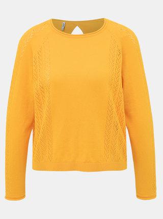 Žlutý svetr ONLY Eden