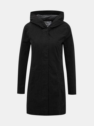 Čierny ľahký kabát ONLY Mandy