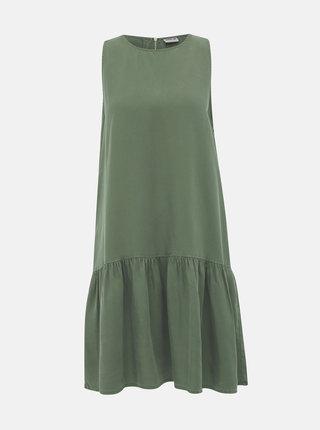 Zelené šaty Noisy May Emilia