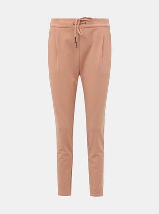 Ružové nohavice VERO MODA