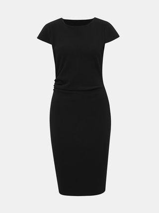 Čierne púzdrové šaty VERO MODA
