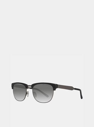 Čierne slunečné okuliare GANT