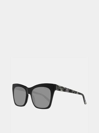 Černé dámské sluneční brýle Guess by Marciano