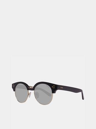 Čierne dámske slnečné okuliare Guess