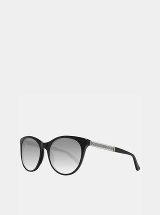 Čierne dámske slnečné okuliare Guess by Marciano