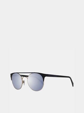 Modro-čierne slnečné okuliare Diesel