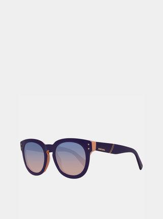 Fialové dámské sluneční brýle Diesel