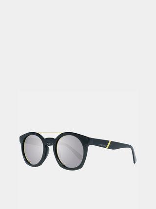 Čierne slnečné okuliare Diesel