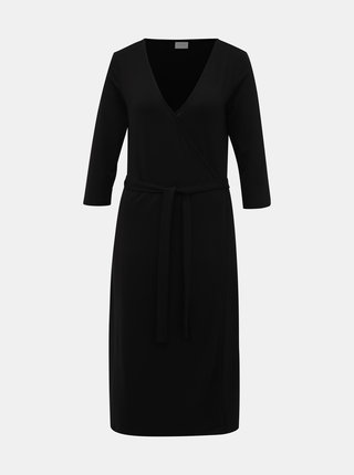 Čierne šaty VILA Dell