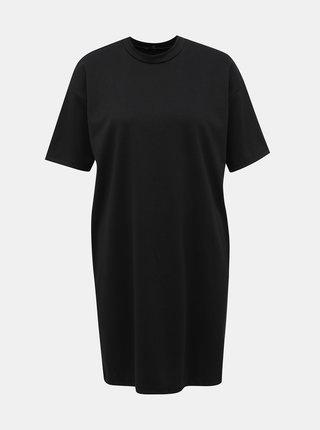 Černé basic šaty VERO MODA Joy