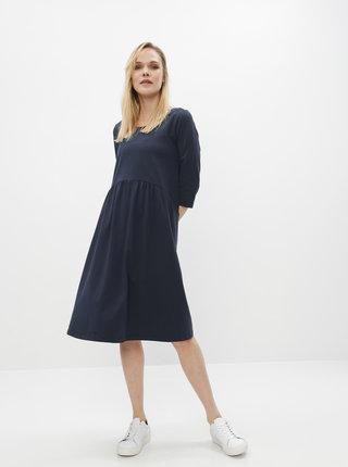 Tmavomodré basic šaty ZOOT Peggy