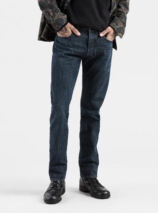 Tmavě modré pánské straight fit džíny Levi's® 501