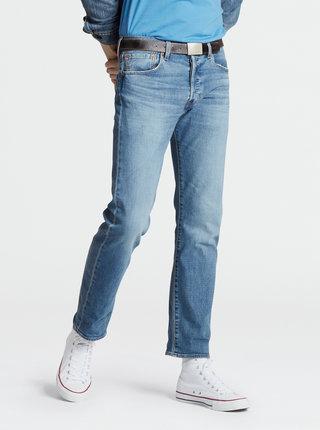 Modré pánské straight fit džíny Levi's® 501