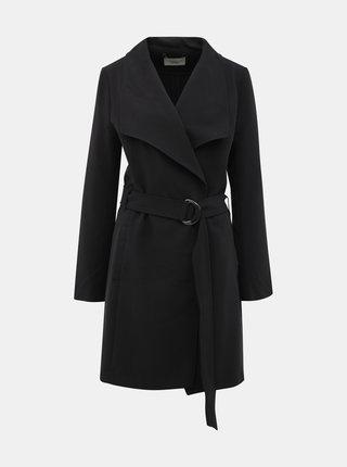 Čierny ľahký kabát ONLY Maria