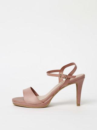 Ružové sandálky OJJU