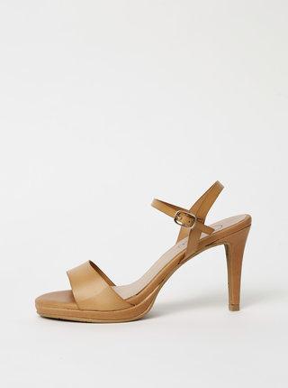 Hnedé sandálky OJJU