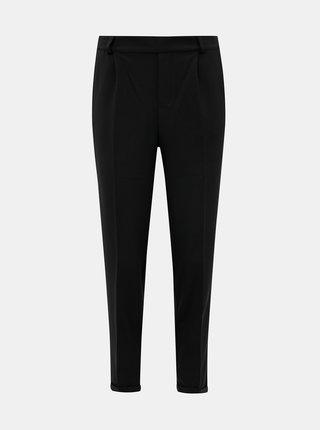 Černé zkrácené kalhoty ONLY Focus