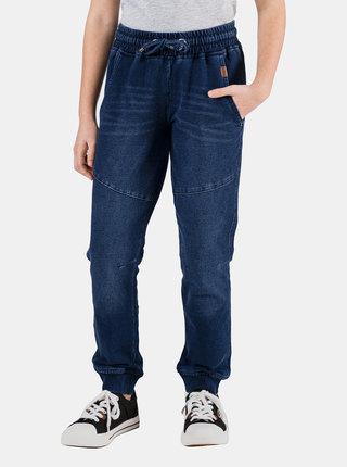 Tmavě modré holčičí kalhoty SAM 73