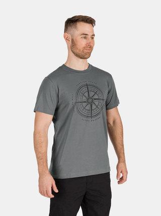 Šedé pánske tričko SAM 73