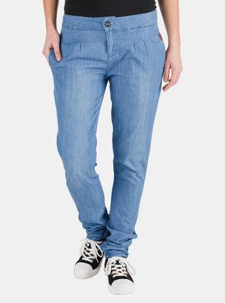 Modré dámske nohavice SAM 73