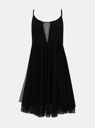 Čierne šaty Haily´s Lana