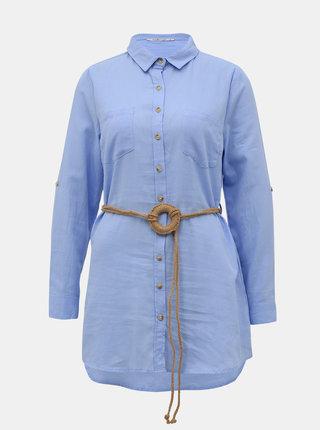 Světle modrá dámská košile Haily´s Larissa