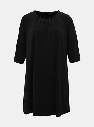 Čierne šaty Zizzi Mlila