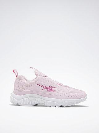 Světle růžové dámské tenisky Reebok Series