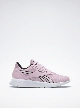 Růžové dámské tenisky Reebok Lite