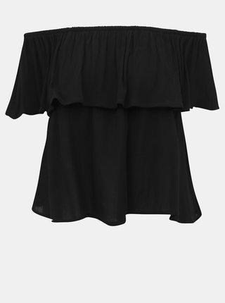 Černý dámský top Alcott