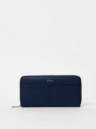 Tmavě modrá peněženka Gionni Fulani