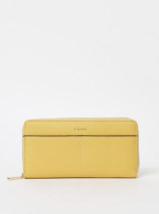 Žlutá peněženka Gionni Fulani