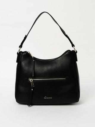 Černá kabelka Gionni Lille