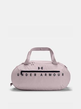 Růžová sportovní taška Roland 21 l Under Armour