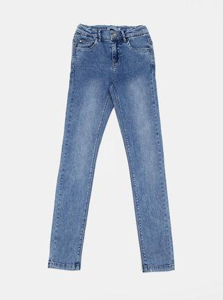 Modré holčičí skinny fit džíny name it Polly