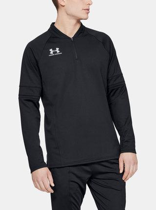 Černé pánské tričko Challenger Under Armour