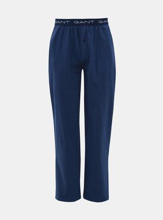 Tmavomodré pánske pyžamové nohavice GANT