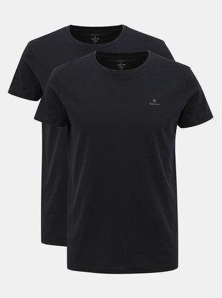Sada dvou pánských basic triček GANT