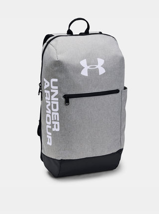 Šedý batoh Patterson 17 l Under Armour